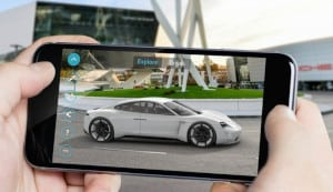 augmented reality car smartphone