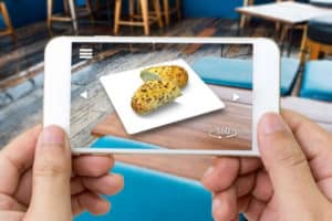 marketing Augmented Reality Visualization smartphone