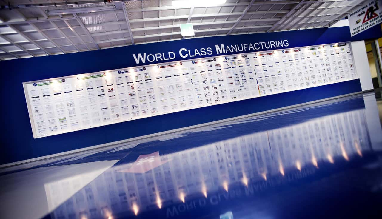 How Augmented Reality can support World Class Manufacturing