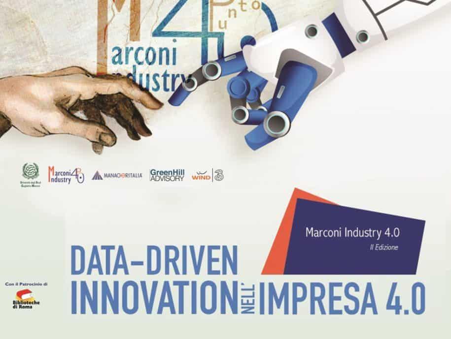 Marconi University Industry 4.0 event
