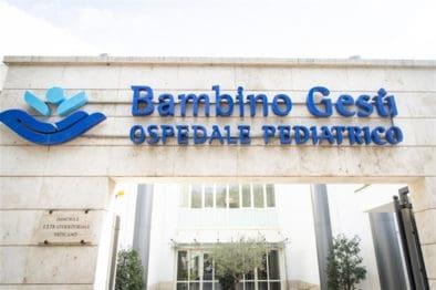 Bambino Gesù Children Hospital in Rome