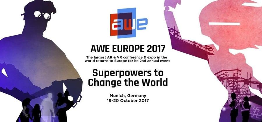 AWE Europe 2017 Poster