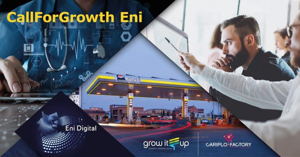 callforgrowth eni startups open innovation