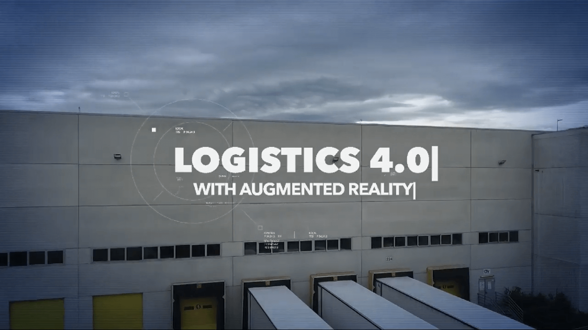 Towards the Smart Warehouse Logistics 4.0 with Augmented Reality