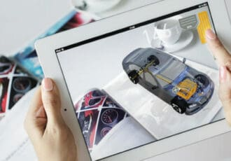 Augmented Reality tablet AR-media